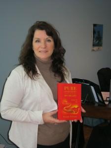 Photo de la coach en entreprise Yvonne Saint-Louis qui a choisi Abel Bwem CPA pour ses travaux de comptabilité